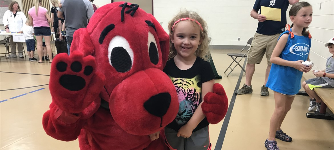 Oakwood Family Reading Night