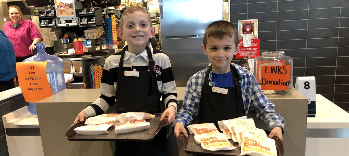 LINKS Fundraiser