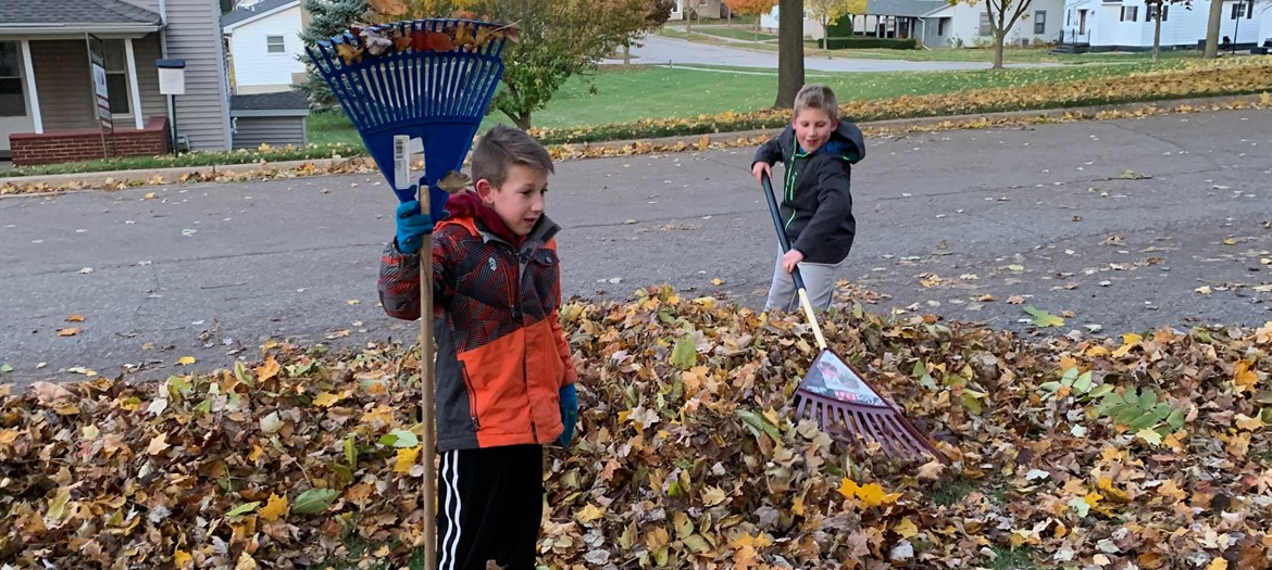 Oakwood's Community Pay-It-Forward Event