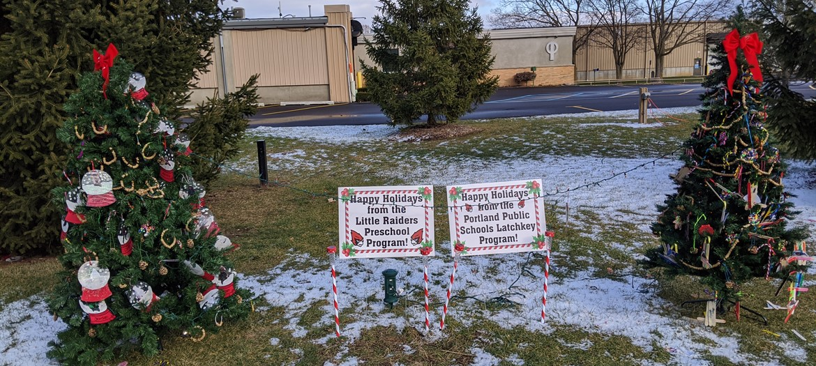 Little Raiders and Latchkeys trees 2019